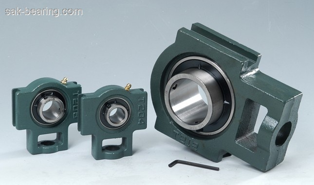 Pillow block bearing UCT